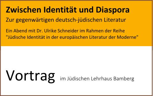 Zwischen Identität und Diaspora