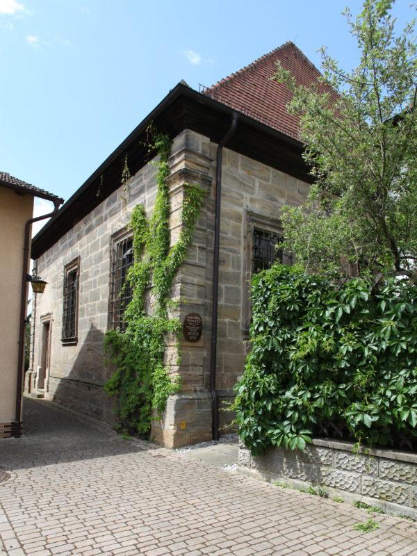 Ausflug zur Synagoge in Memmelsdorf/Ufr.