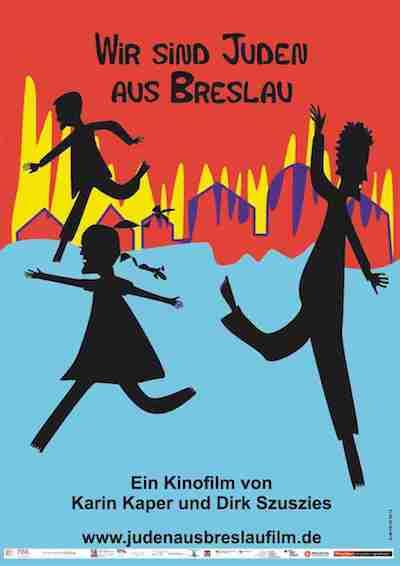 25.10.2017: Film-Premiere in Bamberg - Wir sind Juden aus Breslau