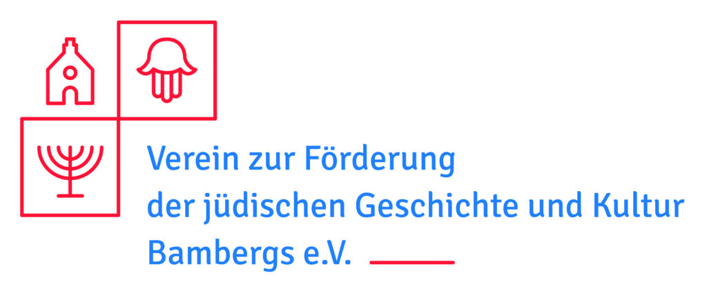 Logo Verein zur Förderung der jüdischen Geschichte und Kultur Bamberg e.V.
